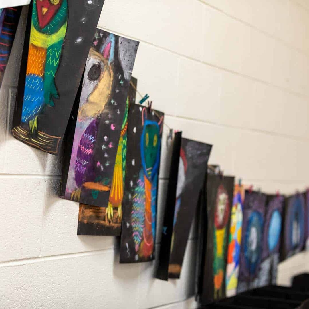 Youth Art Program in Knoxville TN